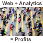 Web + Analytics = Profits podcast