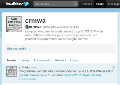 Twitter-CRM-WA