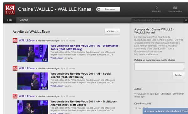 Walille-chaine-kanaal